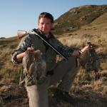 Alberto e Cotorni in Sud Africa