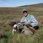 con il .410 a Grouse